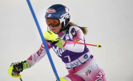 Mikaela Shiffrin remporte le slalom de Killington — Ski alpin