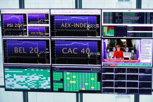 La Bourse de Paris débute timidement dans le vert