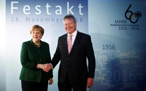 Merkel. L'Allemagne doit