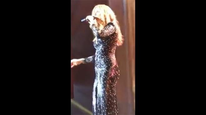 Céline Dion interrompt son concert pour une demande en mariage !