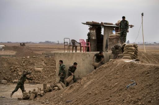 Mossoul: lourdes pertes pour l'armée irakienne
