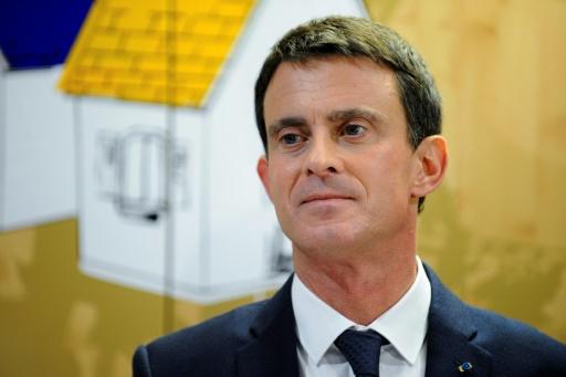 Valls observe