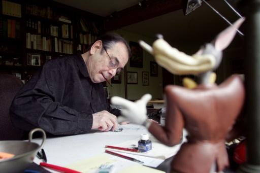 Gotlib, l'auteur de BD, est mort