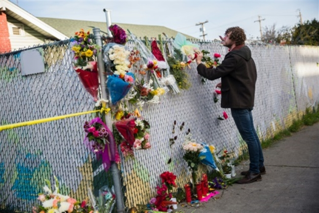San Francisco - Etats-Unis: au moins 36 morts dans l'incendie d'Oakland