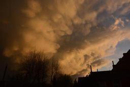 Météo - Le ciel partagé entre nuages et larges éclaircies