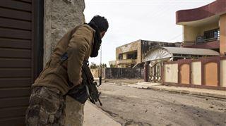 Bataille de Mossoul- combats acharnés autour d'un hôpital