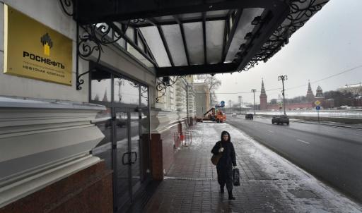Rentre au capital du russe Rosneft — GLENCORE