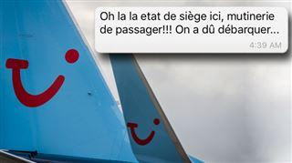 Des Belges coincés dans les Caraïbes se rebellent contre l'avion de rechange prévu par Tuifly- Sophia préfère payer plus et attendre un autre appareil 5