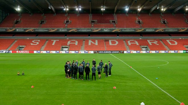 Standard - Ajax Amsterdam- la victoire sinon rien pour les Rouches 1
