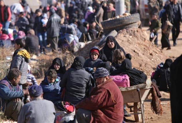 Les rebelles appellent à un cessez-le-feu à Alep — Syrie