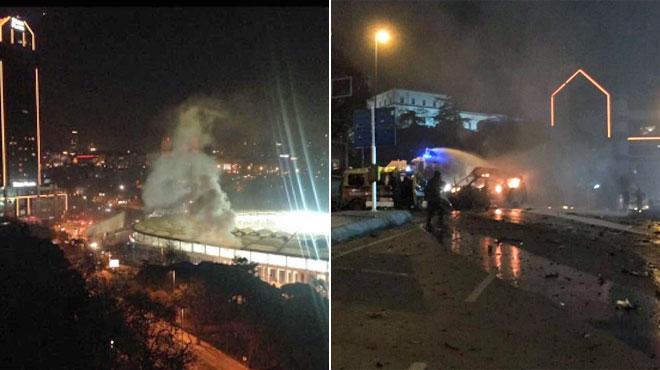 Turquie: Un double attentat fait 15 morts et 69 blessés à Istanbul