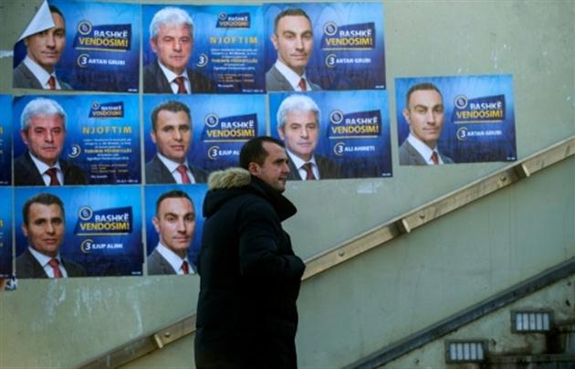 Pouvoir et opposition crient victoire — Législatives en Macédoine
