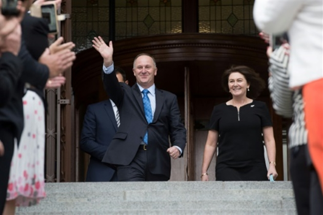 Bill English, nouveau premier ministre de la Nouvelle-Zélande