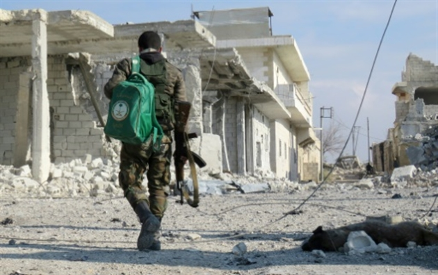 En 48 heures, plus de 20.000 civils ont fui Alep — Syrie