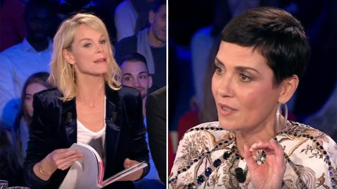 Cristina Cordula s'énerve contre Vanessa Burggraf (vidéo) — ONPC