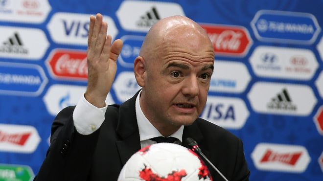 Football Leaks- le président de la FIFA veut plus de transparence et de contrôle dans le foot