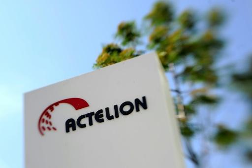 Actelion semble se tourner vers Johnson & Johnson — SANOFI