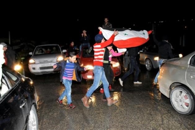 Fin de l'évacuation selon l'OSDH, rebelles et Onu démentent