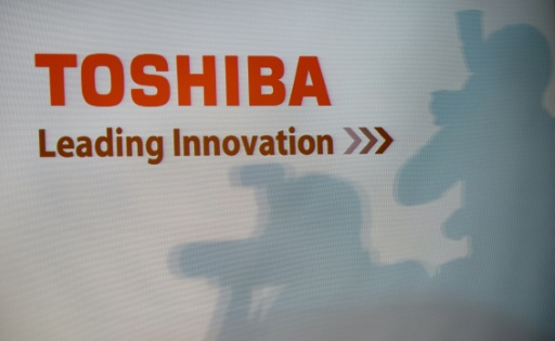 Note dégradée à B- par Standard & Poors, risque de dépréciations massives — Toshiba