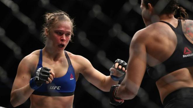 Retour raté pour l'Américaine Ronda Rousey — MMA