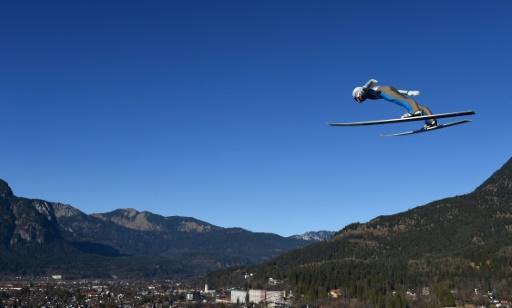 Quatre Tremplins: Tande en impose à Garmisch