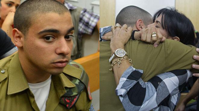 Le soldat Elor Azaria condamné; des politiques israéliens soutiennent une grâce