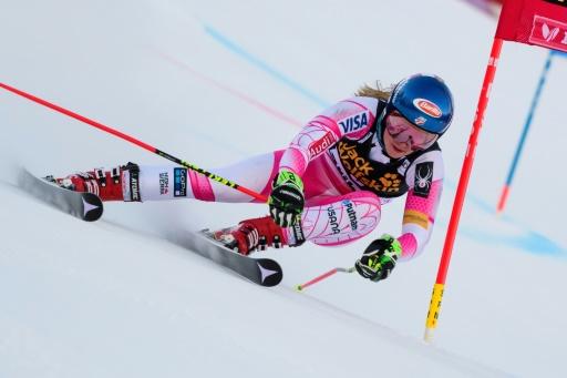 Ski: Worley gagne encore lors du géant de Maribor