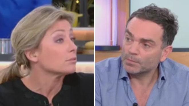 Yann Moix a-t-il divulgué par erreur le sexe de l'enfant de Léa Salamé en direct dans
