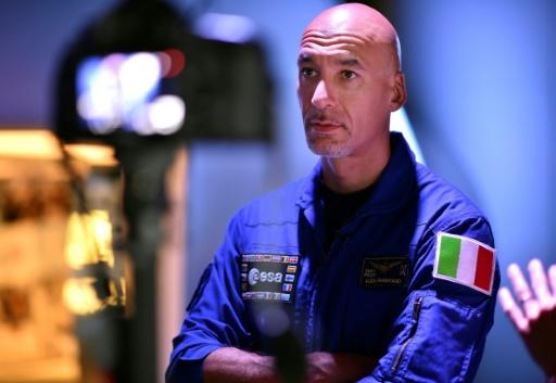 Suivez en direct vidéo sa sortie dans l'espace — Thomas Pesquet