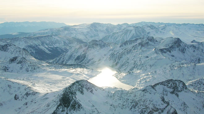 Quatre personnes prises dans une avalanche dans les Pyrénées Atlantiques