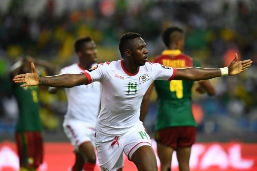 CAN 2017 : le Burkina Faso et le Cameroun se partagent les points