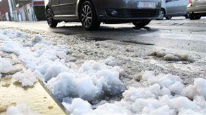 """La """"vigilance renforcée"""" est toujours de rigueur sur nos routes"""
