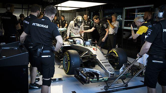 Cette fois, c'est officiel- Mercedes a désigné le pilote qui remplacera Nico Rosberg 1