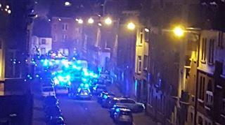 Grave incendie en cours à Schaerbeek- il y a au moins 6 blessés, dont des enfants 2