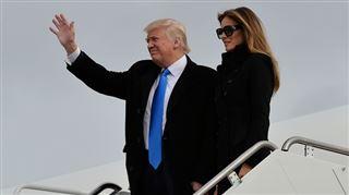 Donald Trump débarque à Washington- Notre cabinet a de loin le QI le plus élevé de l'histoire 2