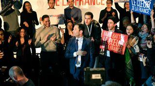 Hamon - Valls au 2e tour de la Primaire du PS en France- voici leurs premières déclarations 4