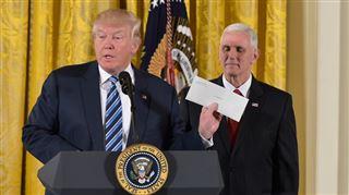 Donald Trump évoque la magnifique lettre laissée par Barack Obama 2