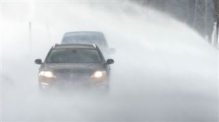 Météo- gel et brouillard annoncés, les routes risquent d'être très piégeuses 2