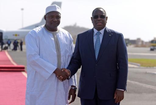 Retour du président Barrow prévu jeudi après-midi en Gambie