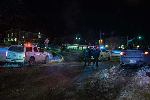 Motivation raciste — Tueur de Québec