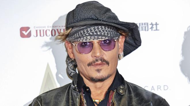 Johnny Depp : L'acteur serait quasiment ruiné, ses créanciers portent plainte