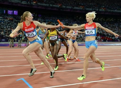 Trois sportifs contrôlés positifs lors des Jeux olympiques de Londres — Dopage