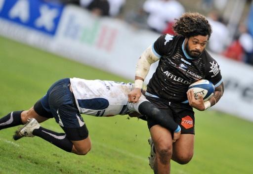 Rugby: décès du All Black Sione Lauaki à 35 ans