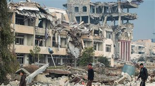 Bataille de Mossoul- l'Etat islamique utilise des drones équipés de bombes