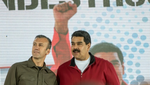 Au Venezuela, le vice-président visé par des sanctions américaines