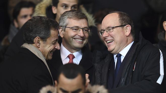 Le club veut racheter le Cercle Bruges — Monaco