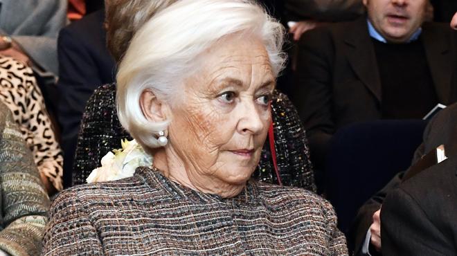 La reine Paola de nouveau hospitalisée après une chute