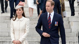 Vous avez remarqué que Kate et William ne se tiennent jamais la main? Voici pourquoi 4
