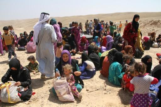 irak les jihadistes de l 39 ei ont aussi viol des femmes sunnites rtl info. Black Bedroom Furniture Sets. Home Design Ideas