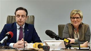 Une élue N-VA quitte le gouvernement fédéral- le parti n'a invité aucun média francophone à sa conférence de presse 2